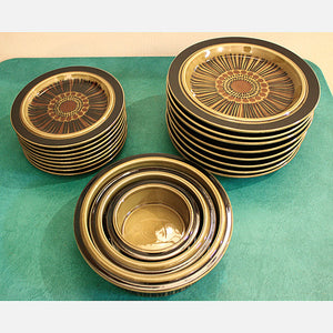 Arabia Dinnerware Set