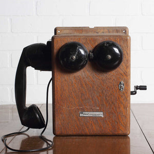 Antique Communications Phone