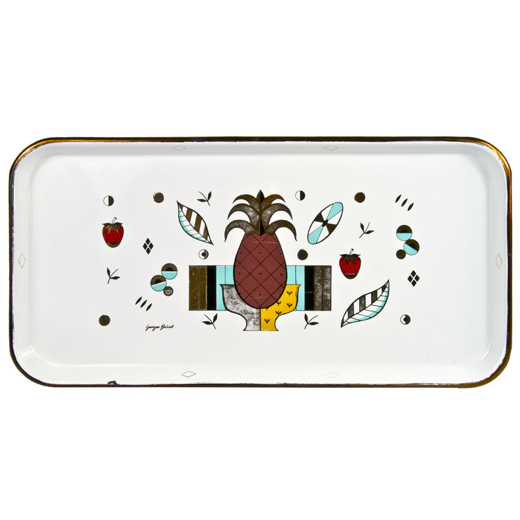 Georges Briard Serving Tray
