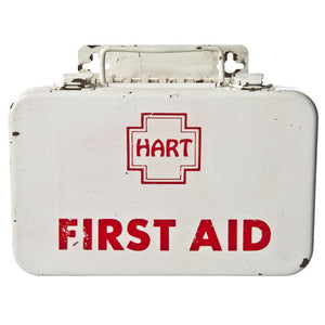 Hart Wall Mount First Aid Kit