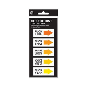 Get The Hint Magnet Set #1