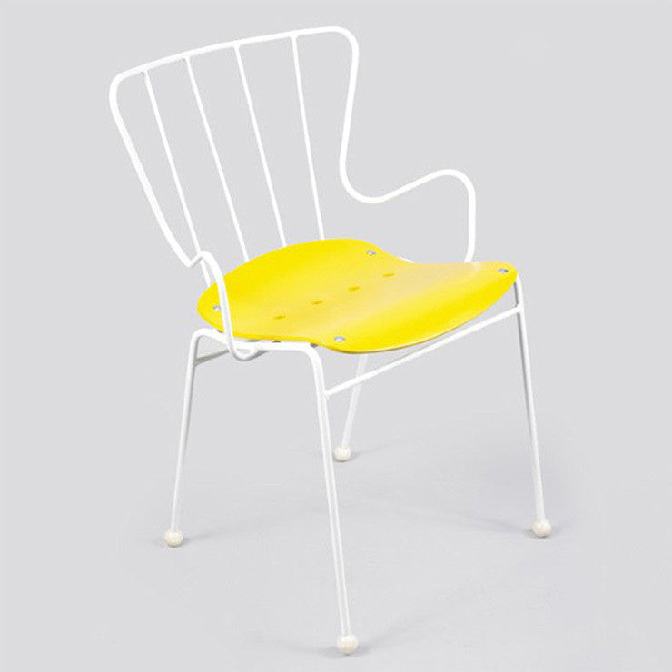 Antelope Chair Yellow