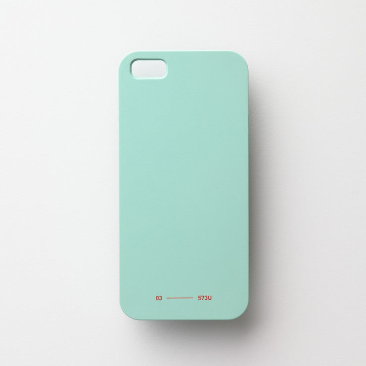 iPhone 5 Case Pale Mint