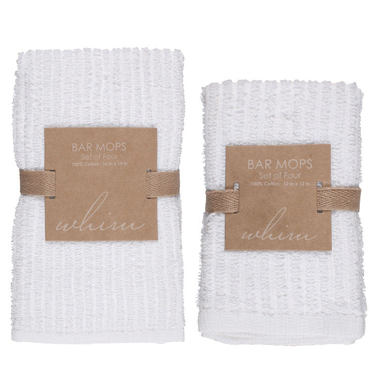 Bar Towel And Dish Towel 8 Pack