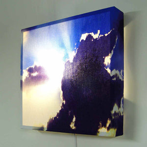 God Beams Glo-Canvas