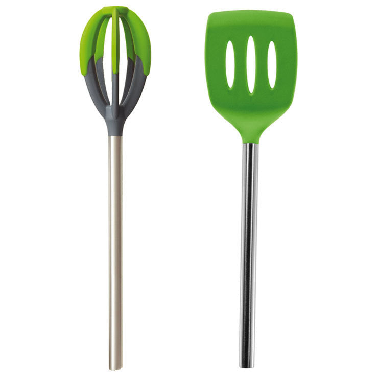Batter Tool And Turner Set Green