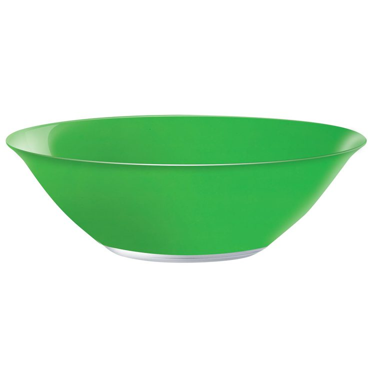 Arty Serving Bowl Green 2Pk
