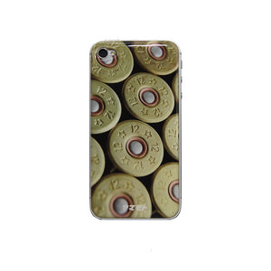 iPhone 4/4S Gel Skin Bullets