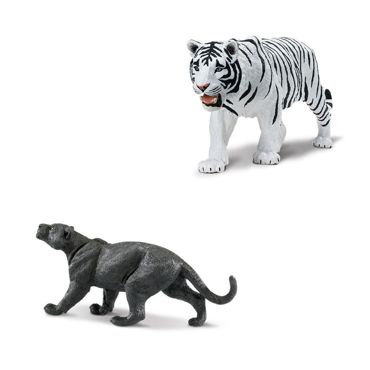 Jaguar And Tiger Set