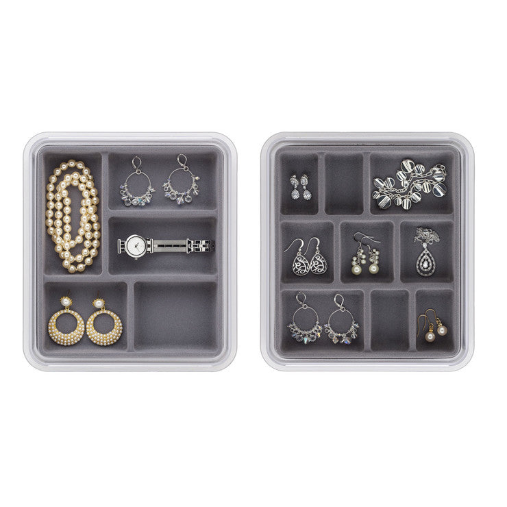 Jewelry Stax Small Mixed Pair