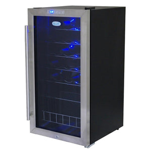 Compressor Wine Cooler 27 Bottle