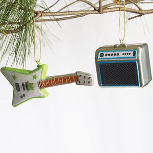 Jam Band Ornaments