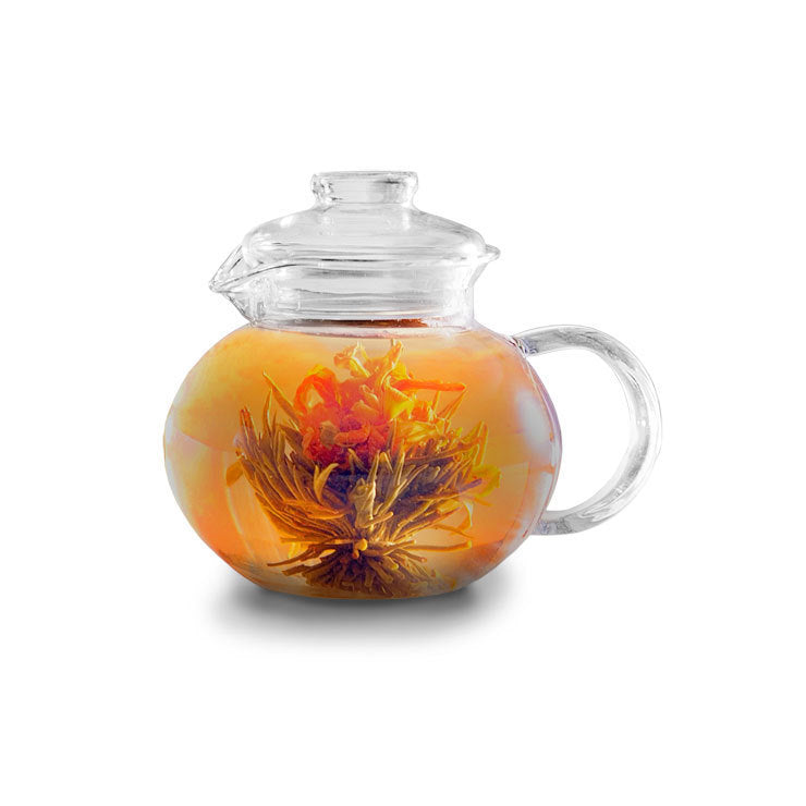 Glass Tea Pot With Infuser 40oz