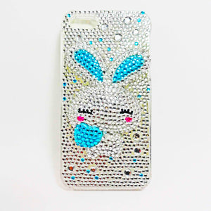 Crystal Bunny iPhone 5 Case