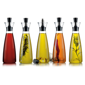 Drip Free Oil And Vinegar Carafe