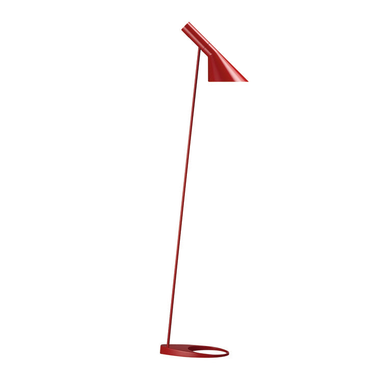 AJ Floor Lamp Red