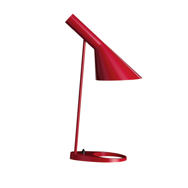 AJ Table Lamp Red