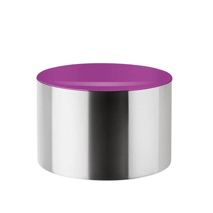 Dot Bowl & Lid Medium Fuchsia