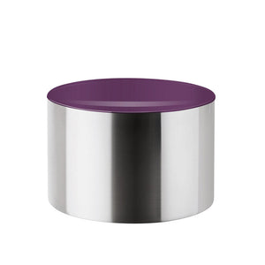 Dot Bowl & Lid Medium Eggplant