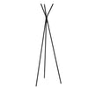 Teepee Coat Rack Matte Black