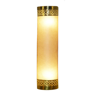 Shada Wall Sconce White