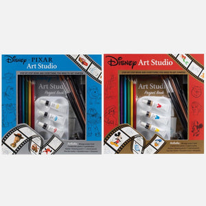 Disney Art Studio 2 Pack