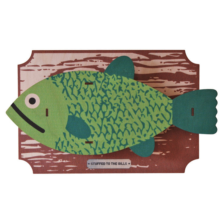Fish Mount Wall Art