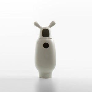 Hayon Vase No.2 White