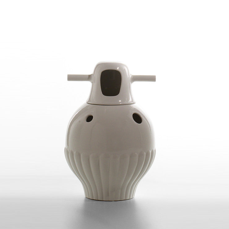 Hayon Vase No.3 White