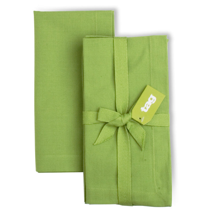 Basic Napkin Green 4Pk