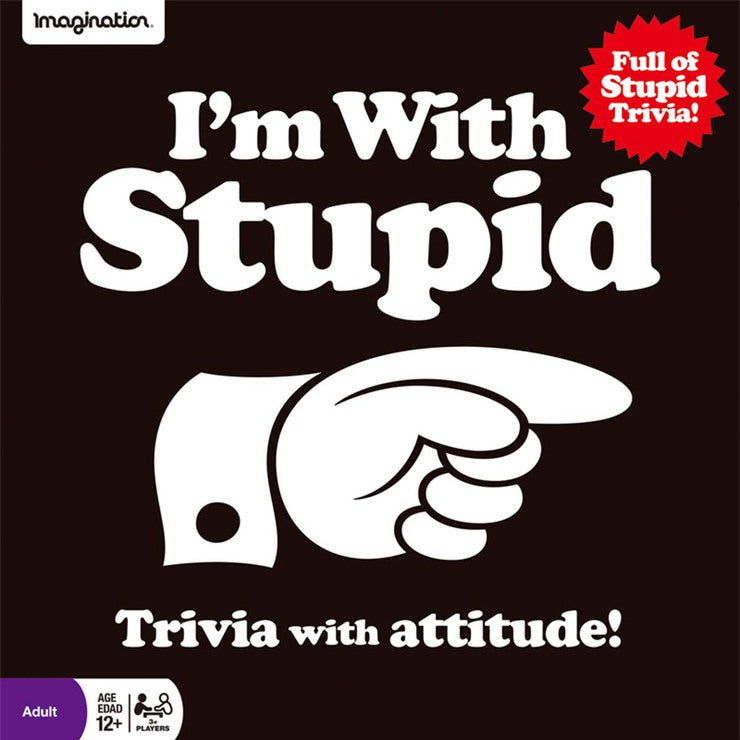 I'm With Stupid Board Game