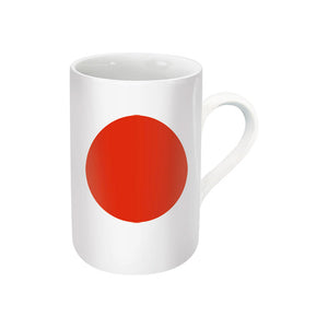 Japanese Flag Mug Set Of 2