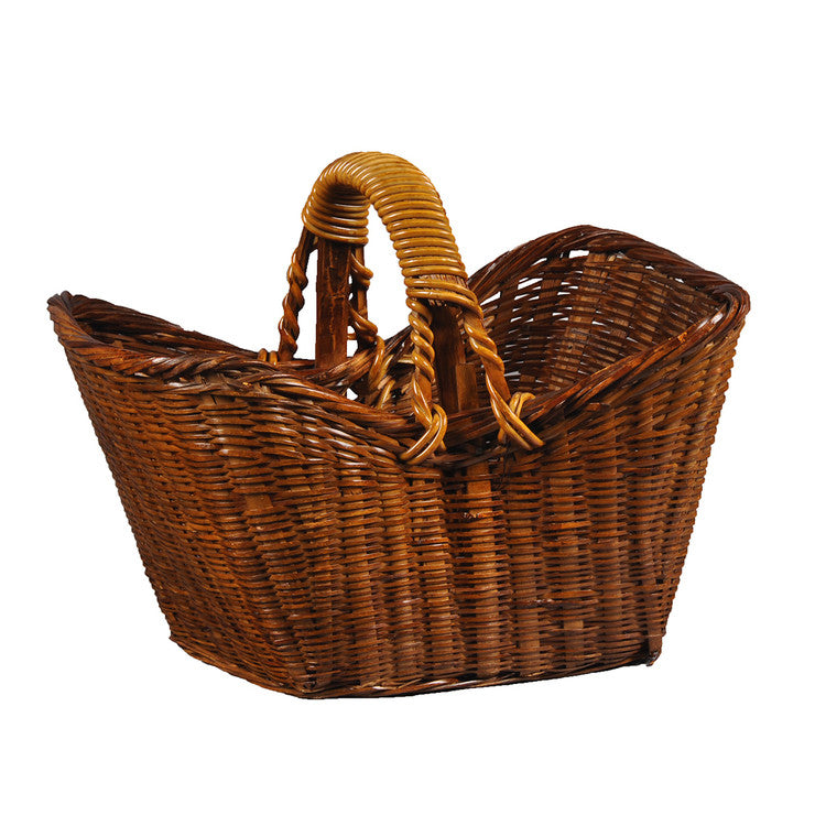 Chinese Hand-Weaved Gift Basket