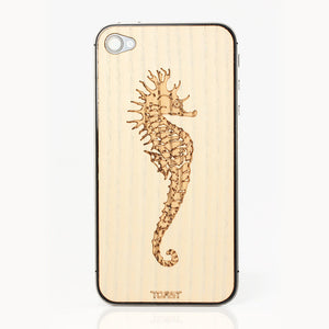 iPhone 4/4S Seahorse Ash