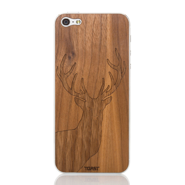iPhone 5 Stag Walnut