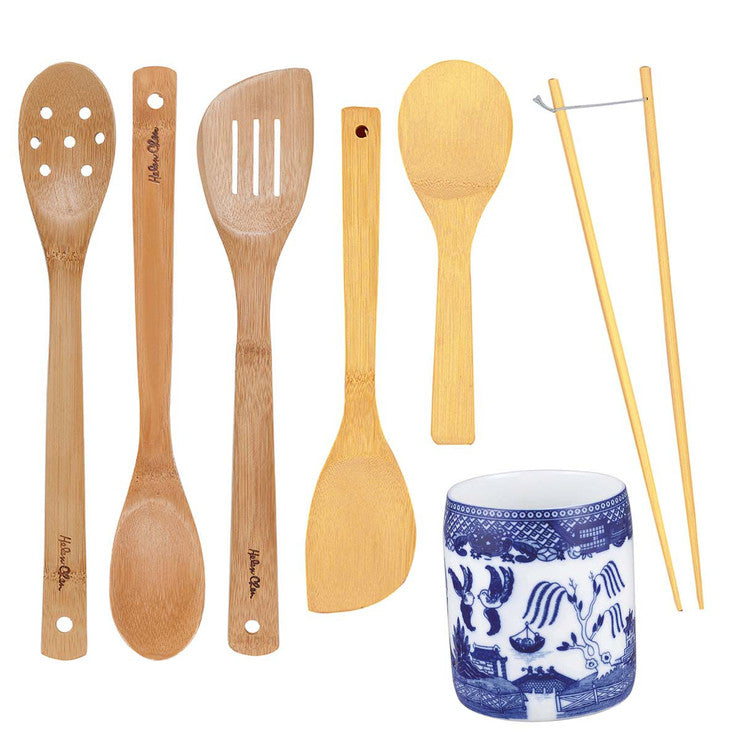Bamboo Utensil Set
