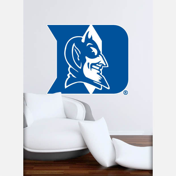 Duke Logo Peel