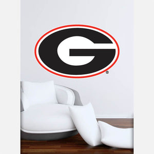 Georgia Logo Peel