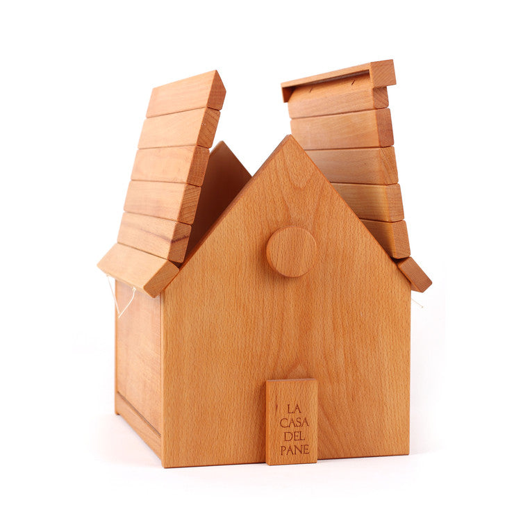 House Bread Box Small