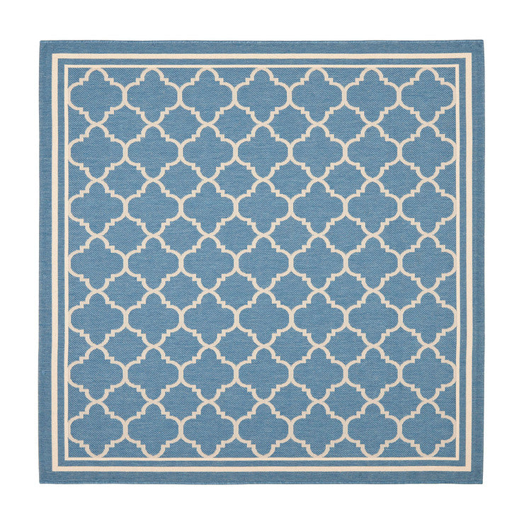 Chelsea Rug 6'7 Square Blue