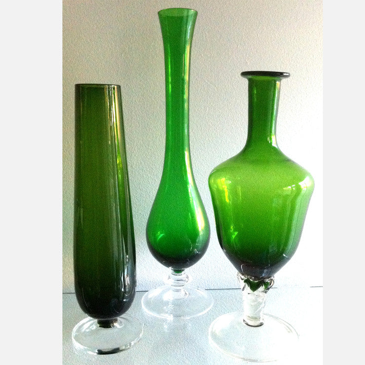 Green Vessel Set