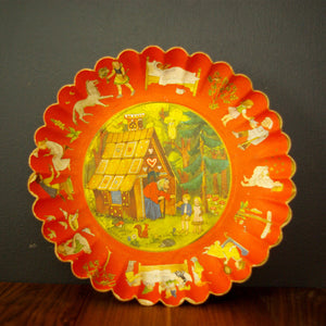 Fairytale Paper Bowl I