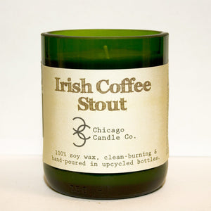 Irish Coffee Stout Candle 11oz