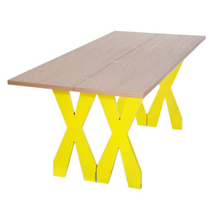Double Cross Table