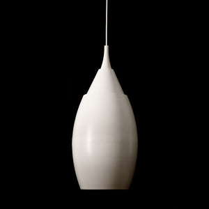 Eclipse Pendant Lamp 2 White