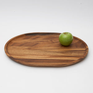 Acacia Oval Tray Extra Large