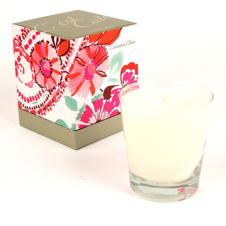 Carnation Clove Candle