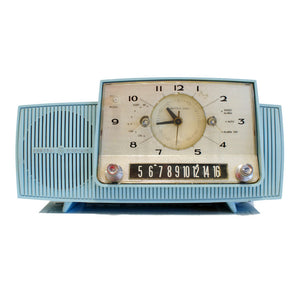 1950s GE Clock Radio