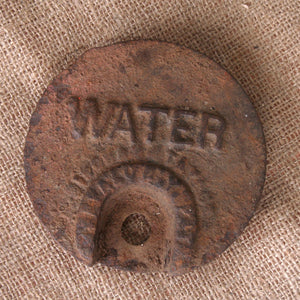 Industrial Water Cap V