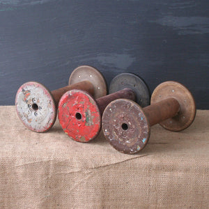Industrial Thread Spool Set V